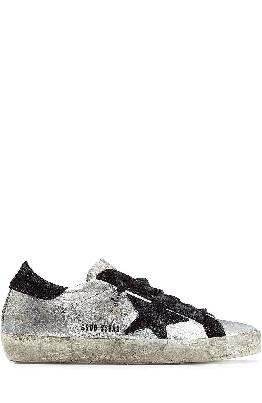GOLDEN GOOSE Super Star Leather Sneakers.  goldengoose  shoes  sneakers da32c50e01
