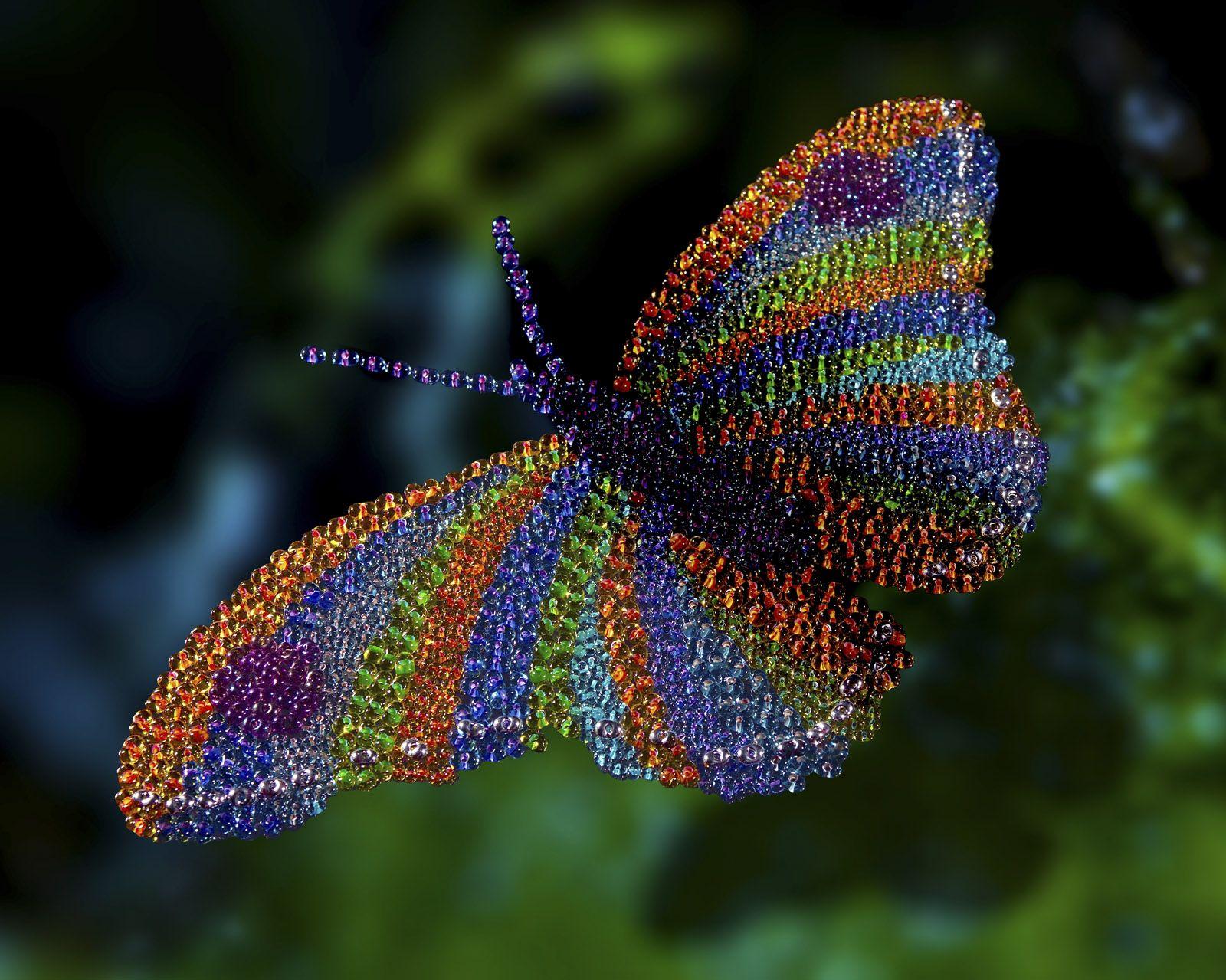 Czech glass seed beads, PRECIOSA Farfalle™, Berry Beads, Peanut Beads|Preciosa Ornela