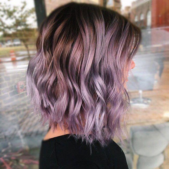 Subtle Lavender Hair Color for 2017   New Hair Color Ideas ...