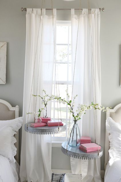 11 Creative And Thrifty Ideas For Bedside Tables Magnolia Homes Chip And Joanna Gaines Magnolia Mom