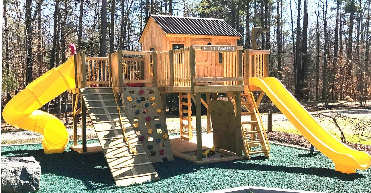 Diy play plans designed just for being active many
