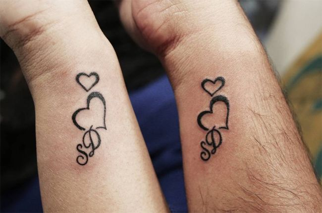 30 Cute Relationship Tattoos Designs Pictures With Images