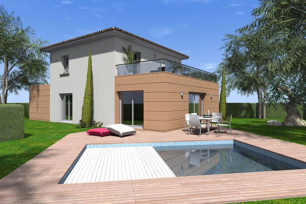 Modèle de maison Maisons Vestale Perspectives Maisons Vestale - exemple de facade de maison