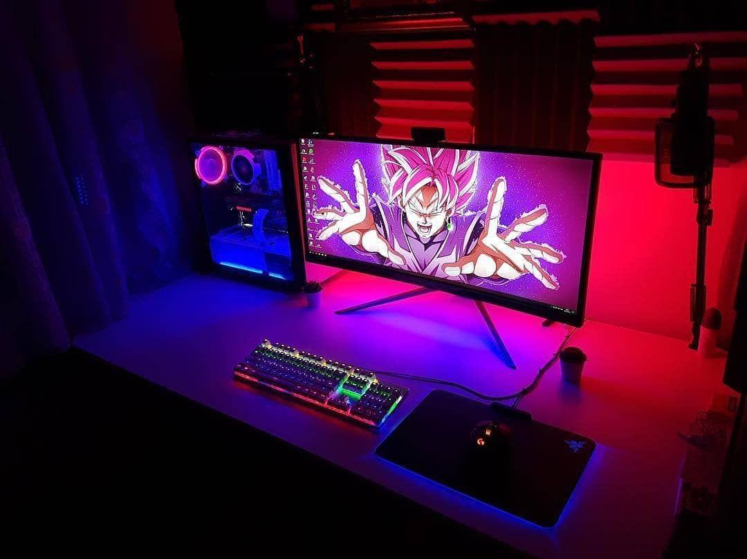 895 Curtidas 5 Comentarios Gaming Setups Pc Builds Pcgaminghardware No Instagram Mavigoyt S Setup From Reddi Computer Setup Gaming Setup Pc Setup