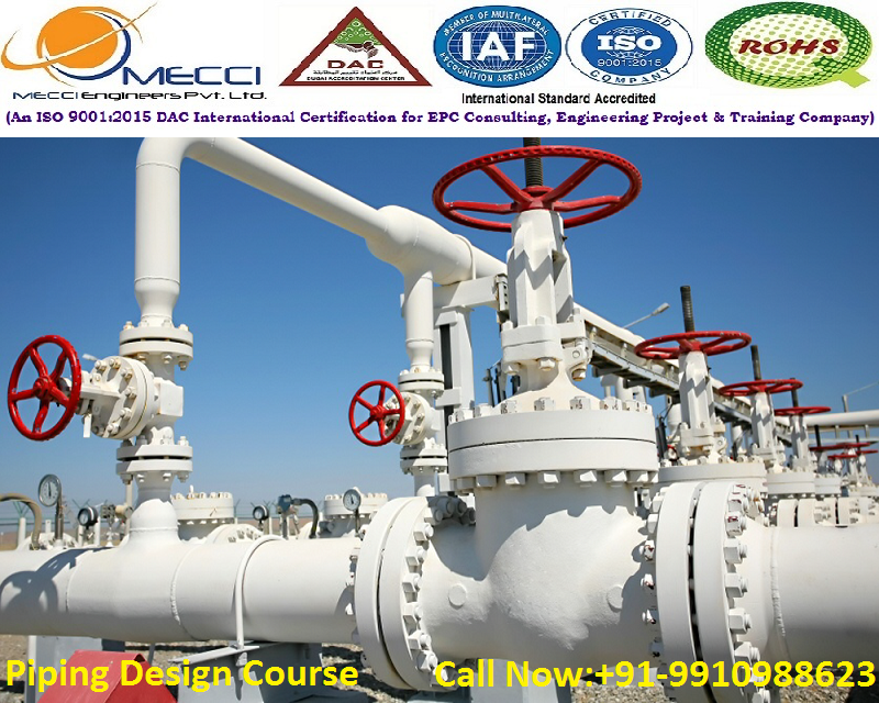 You Are looking for training institute of Piping design Course here