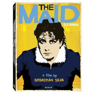 Brilliant Cover Art For Sebastian Silva S The Maid Maid Dvd In