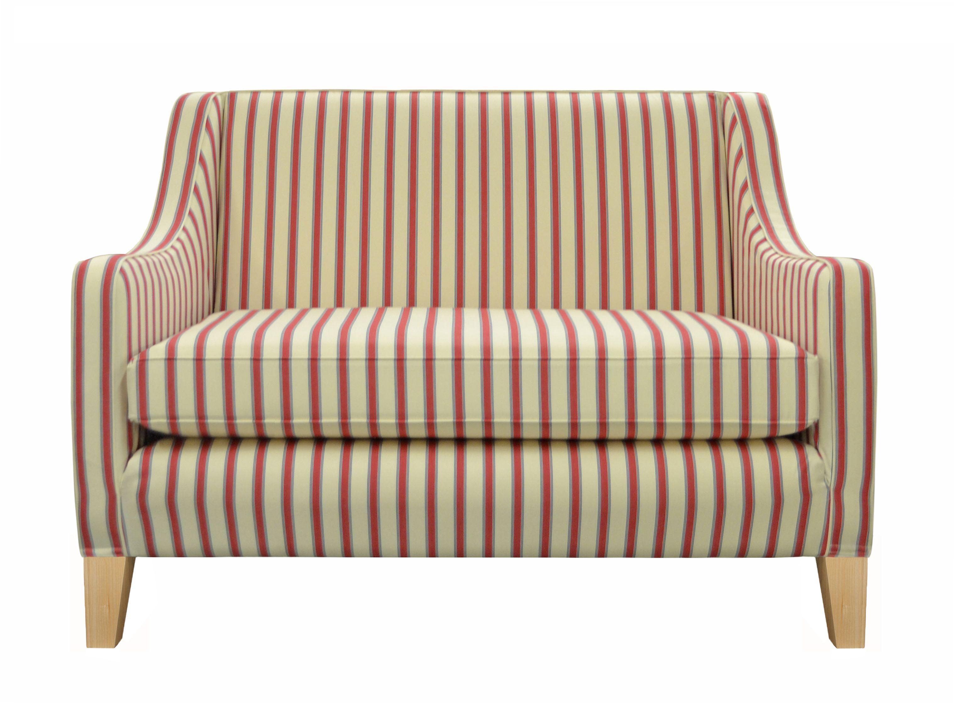 striped fabric sofas uk chocolate brown sectional stkittsvilla