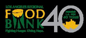 Los Angeles Regional Food Bank Do Good La Volunteering Donating