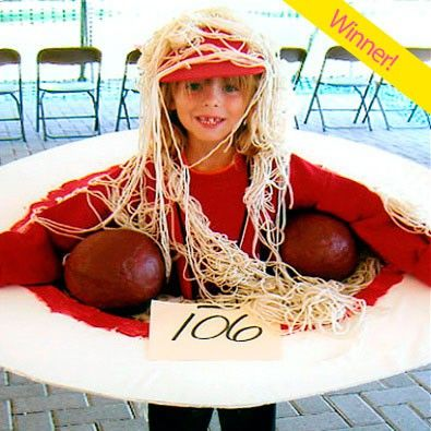 food themed costume halloween - Halloween Food Costume