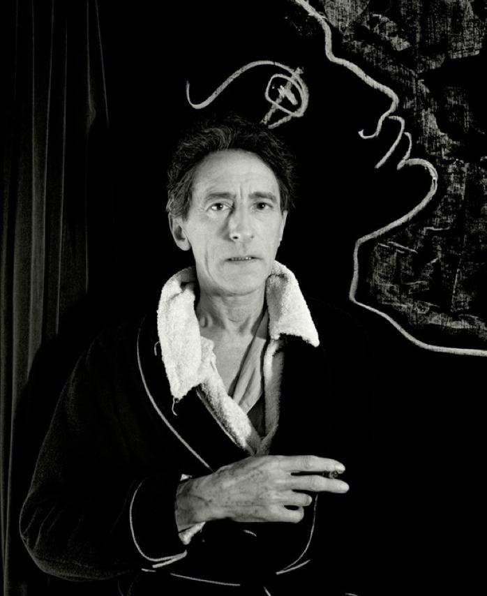 Jean Cocteau, Paris,1948  Herbert List