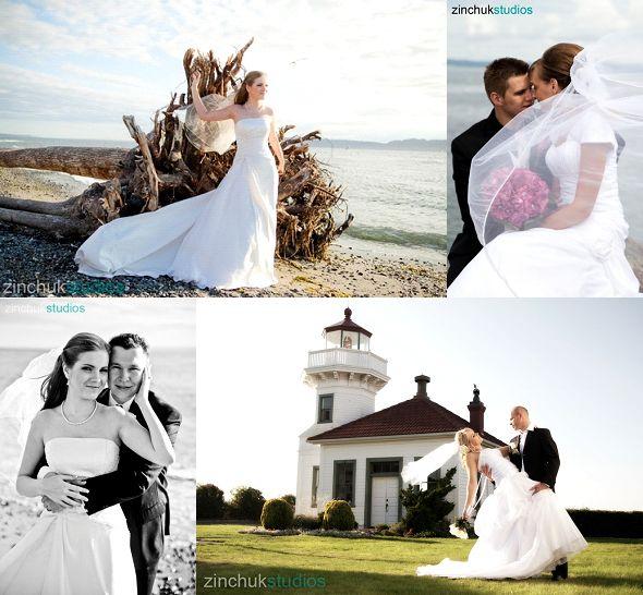 Beach Wedding Venues Washington State