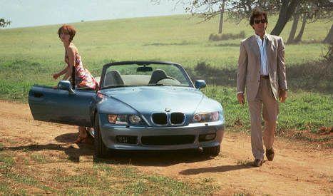 James Bond 007 Cars Goldeneye Bmw Z3 Roadster Movies Pinterest Bmw Z3