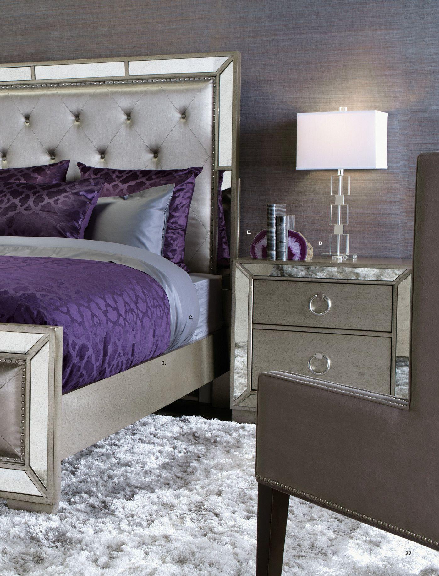 ava bedroom set from z gallerie. | all royal furniture | pinterest