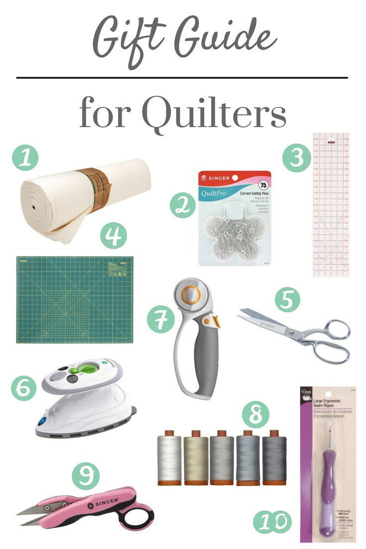 Gift guide for quilters quilter gifts gift guide easy