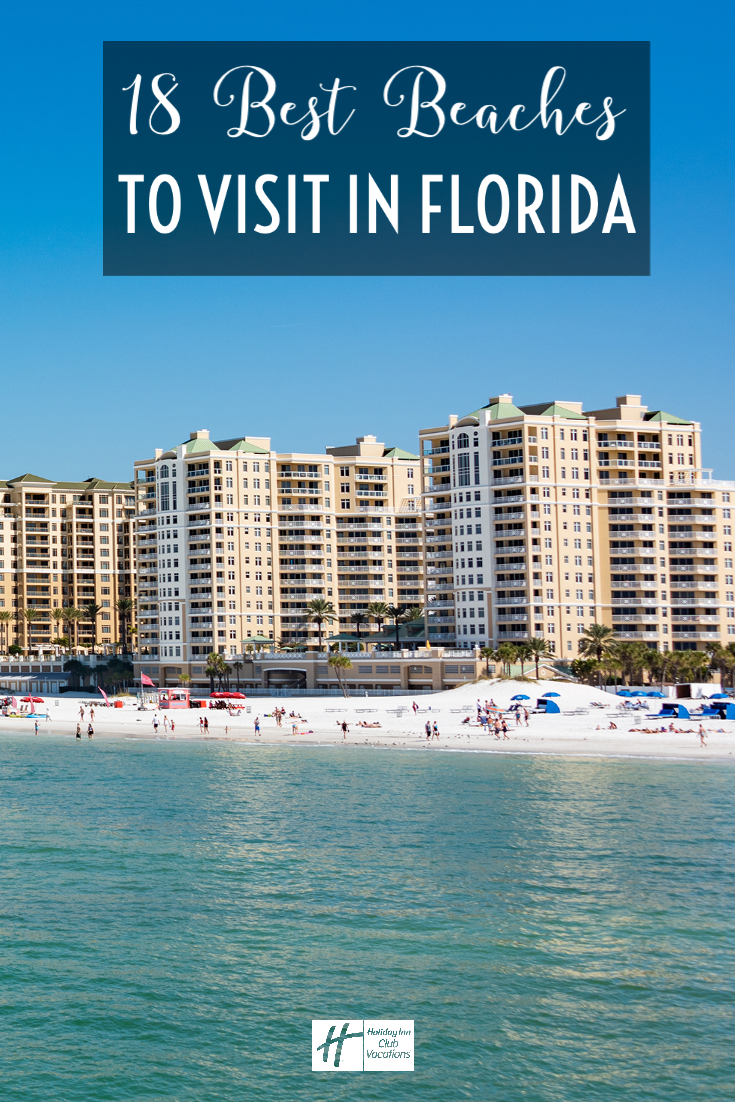 Top 18 Best Florida Beaches Best Beaches To Visit Best Beach In Florida Florida Beaches