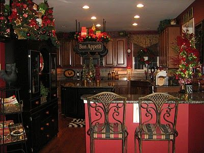 lots of great Christmas decorating on this site