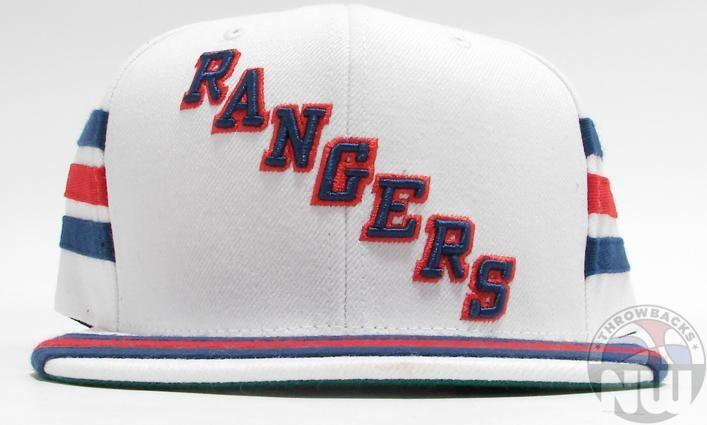 bec21077e00cb Retro New York Rangers Snapback Hat