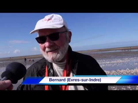 Pêcher à pied aux grandes marées, à La Bernerie-en-Retz  #bernerie #grandes #marees