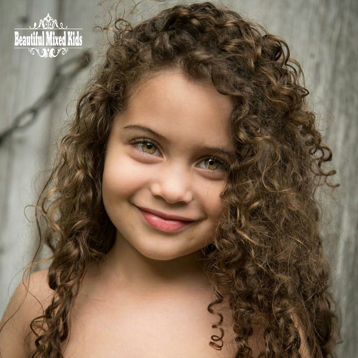 Pin By Katie Seale On Inspiration Kids Hairstyles Curly Hair Styles Beautiful Little Girls