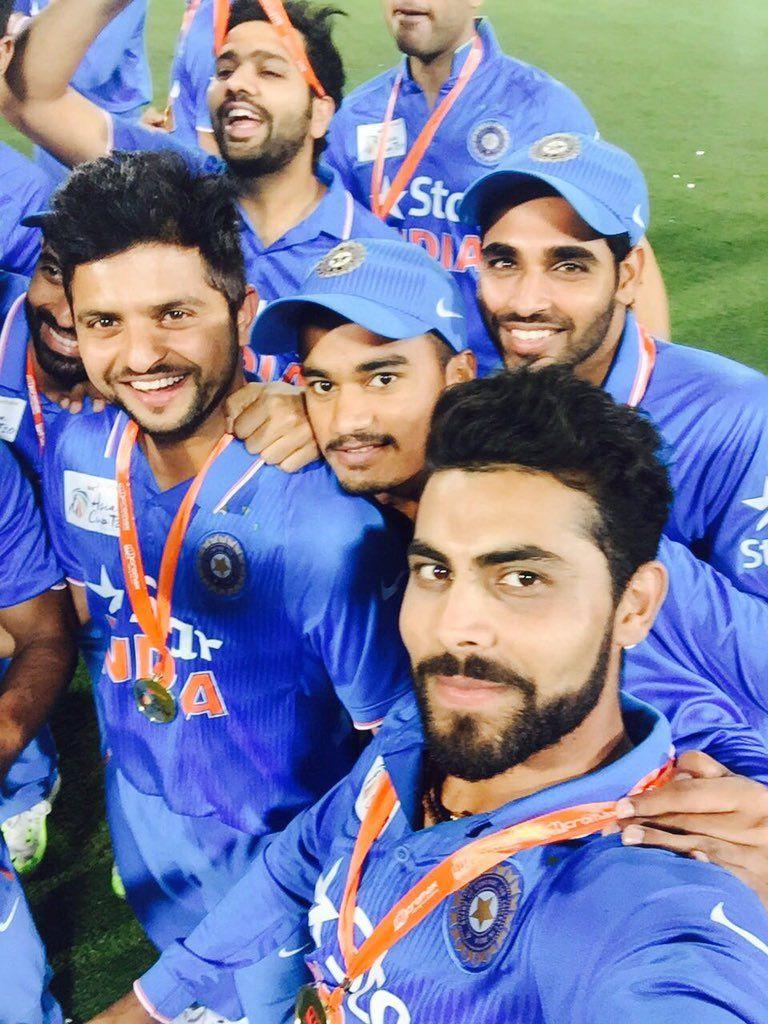 Suresh Raina (ImRaina) Twitter Cricket sport, Cricket