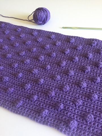 The Idea All Started For This Blanket When I Learned How To Do The