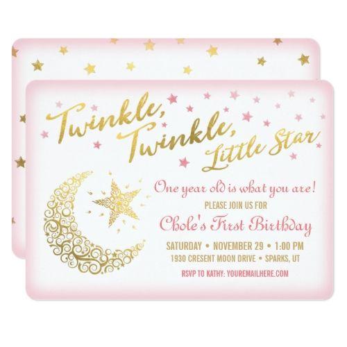 pin on pink birthday invitations