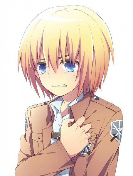 Attack On Titan Arlem My Favorite Character He Is So Cute