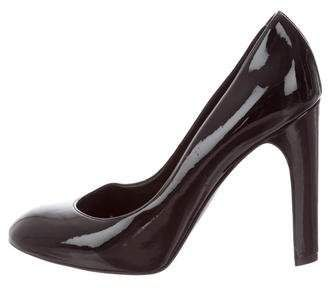 Stella McCartney Vegan Patent Leather Colorblock Pumps outlet how much cheap sale low shipping 8n49O