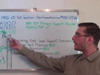 M9560-670  Practice Exam Test Questions IBM