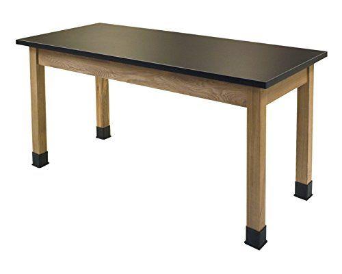 National Public Seating Slt3060 Chem Res Top Science Lab Https Www Amazon Com Dp B001j3r8xy Ref Cm Sw R Pi Dp Public Seating Science Table Durable Table