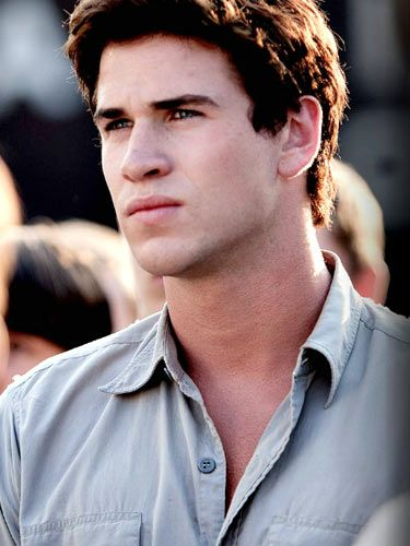 Gale Hawthorne from the Hunger Games series