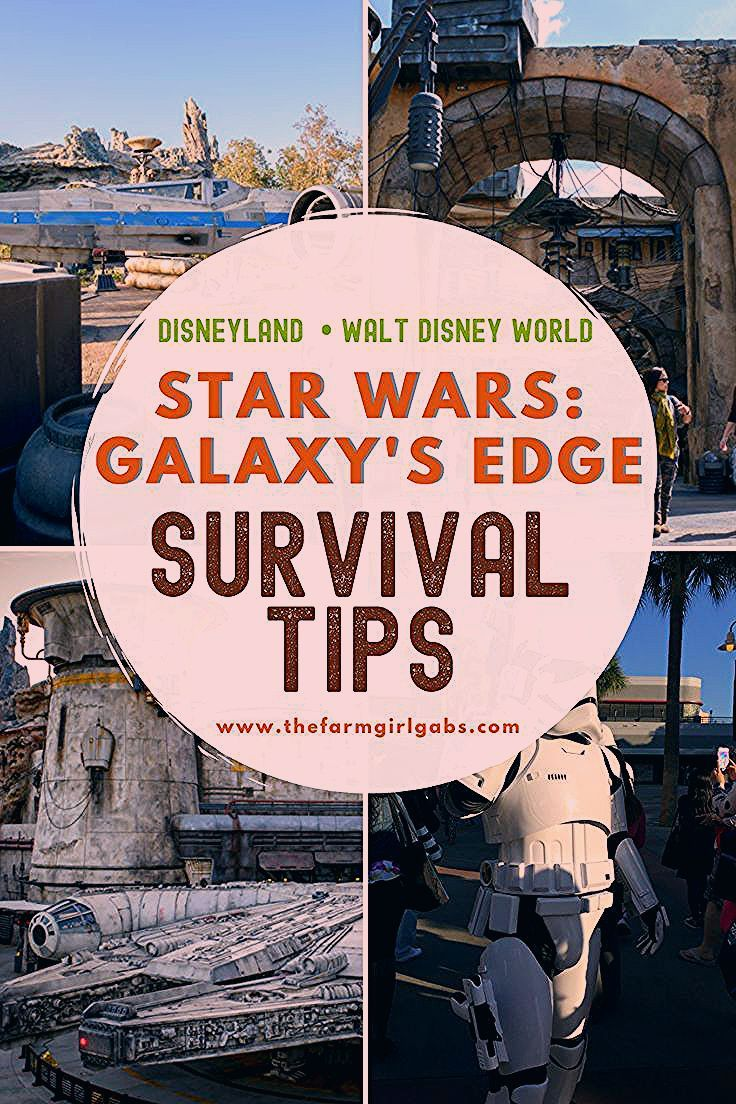 Photo of Galaxy's Edge Plans: Survival Tips For Your Next Disney Trip