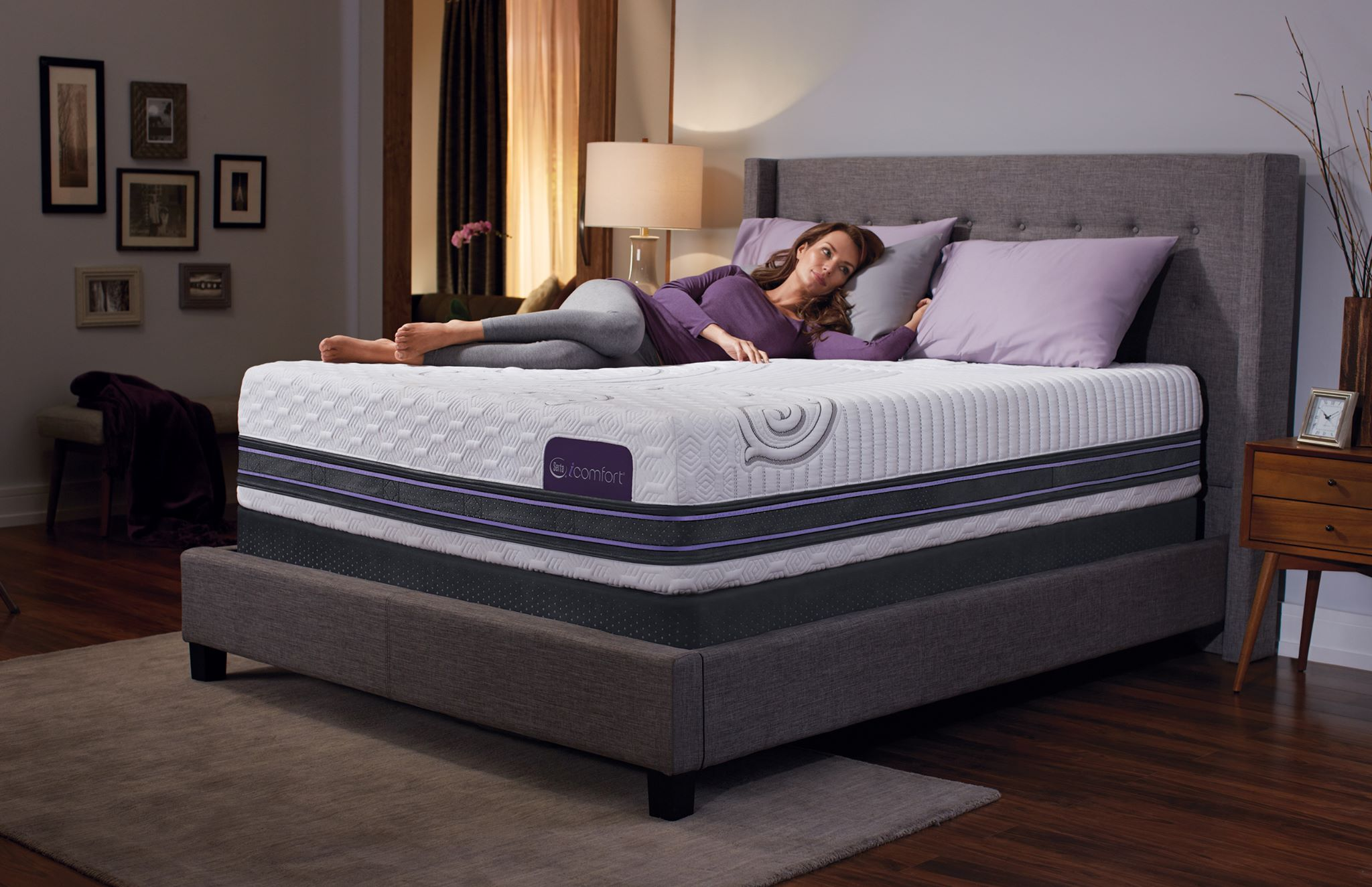 Get A Free Foundation Pillow And Serta Mattress Sheep With The