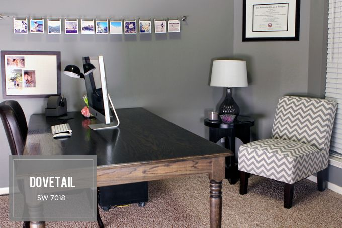 Choosing Gray Paint Colors Gray House Studio Grey Paint Colors Gray Home Offices Grey Paint