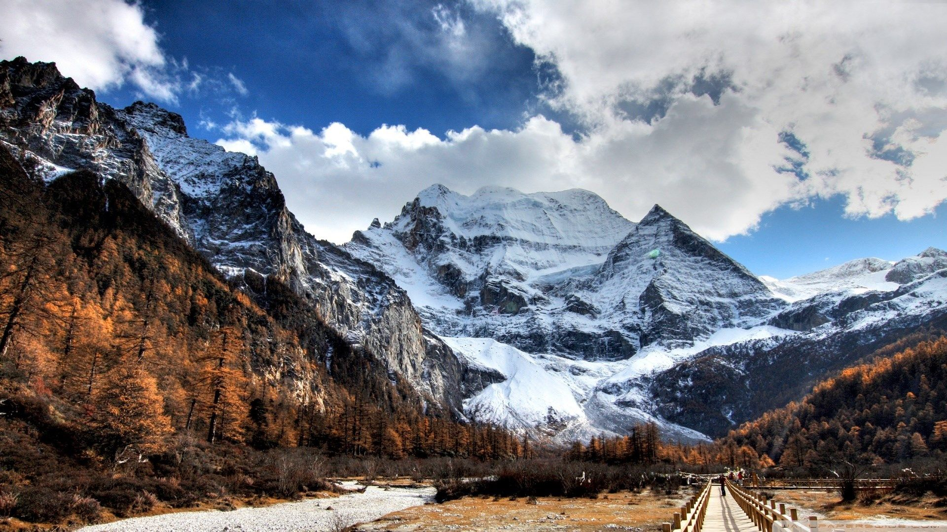 Mountains Wallpaper High Resolution Wallpaper Hd With Images