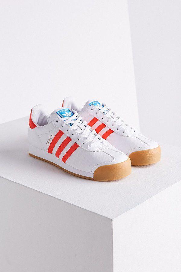 separation shoes 58664 a3e96 les baskets adidas adidas adidas samoa perforées gum unique   chaussure  fétiche   pinterest aace71