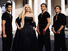 Victoria Gotti and Her Sons | Gotti, Growing Up Gotti |