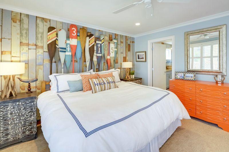 Echelon Interiors Beachy decor Pinterest Dormitorio