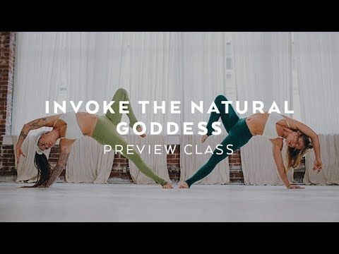intermediate goddess vinyasa yoga flow with steph  erin