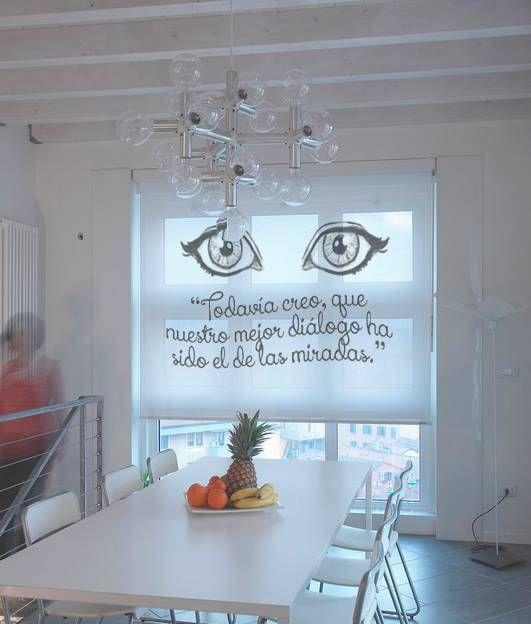 Personalizar tus estancias con estores a medida ideas home decor decor y ideas - Estores personalizados con fotos ...