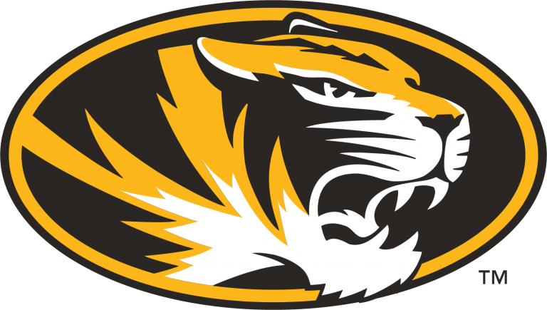 Pin By Free Logo Vectors On Sports In 2020 Missouri Tigers Logo Missouri Tigers Tiger Logo