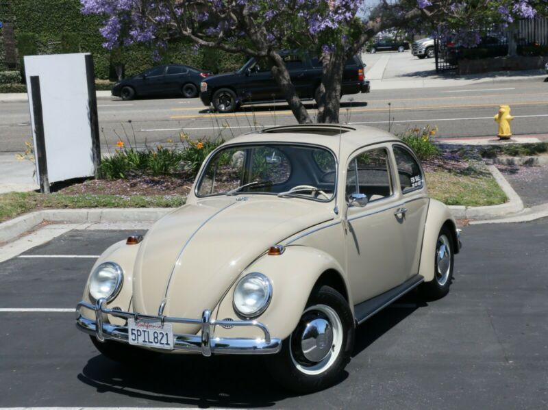 for sale 1967 volkswagen beetle classic vw euro bug very rare new paint sunroof forsale. Black Bedroom Furniture Sets. Home Design Ideas