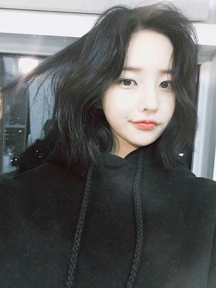 Aesthetic੭ Ullzang Girls Like If You Ulzzang Korea Gaya Rambut Gaya Rambut Pendek Anak Perempuan