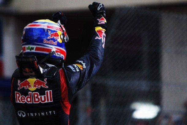 Monaco Grand Prix Webber Wins To Make It A Red Bull Hat Trick Red Bull Hats Monaco Grand Prix Grand Prix