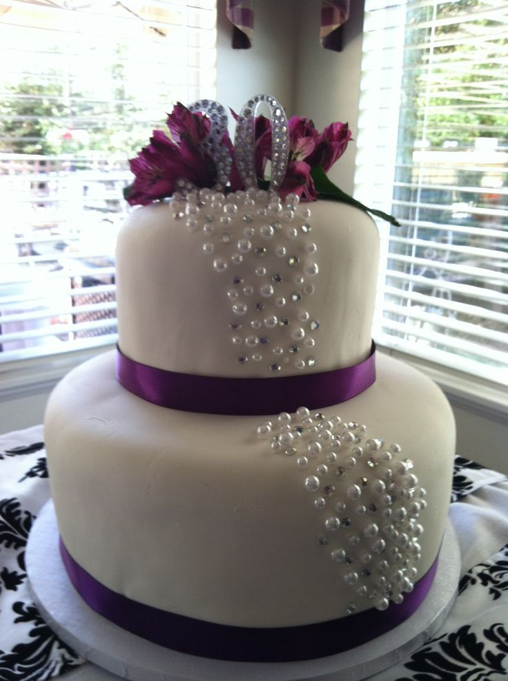 30th Anniversary Cake Ideas 30th Anniversary Party Pinterest