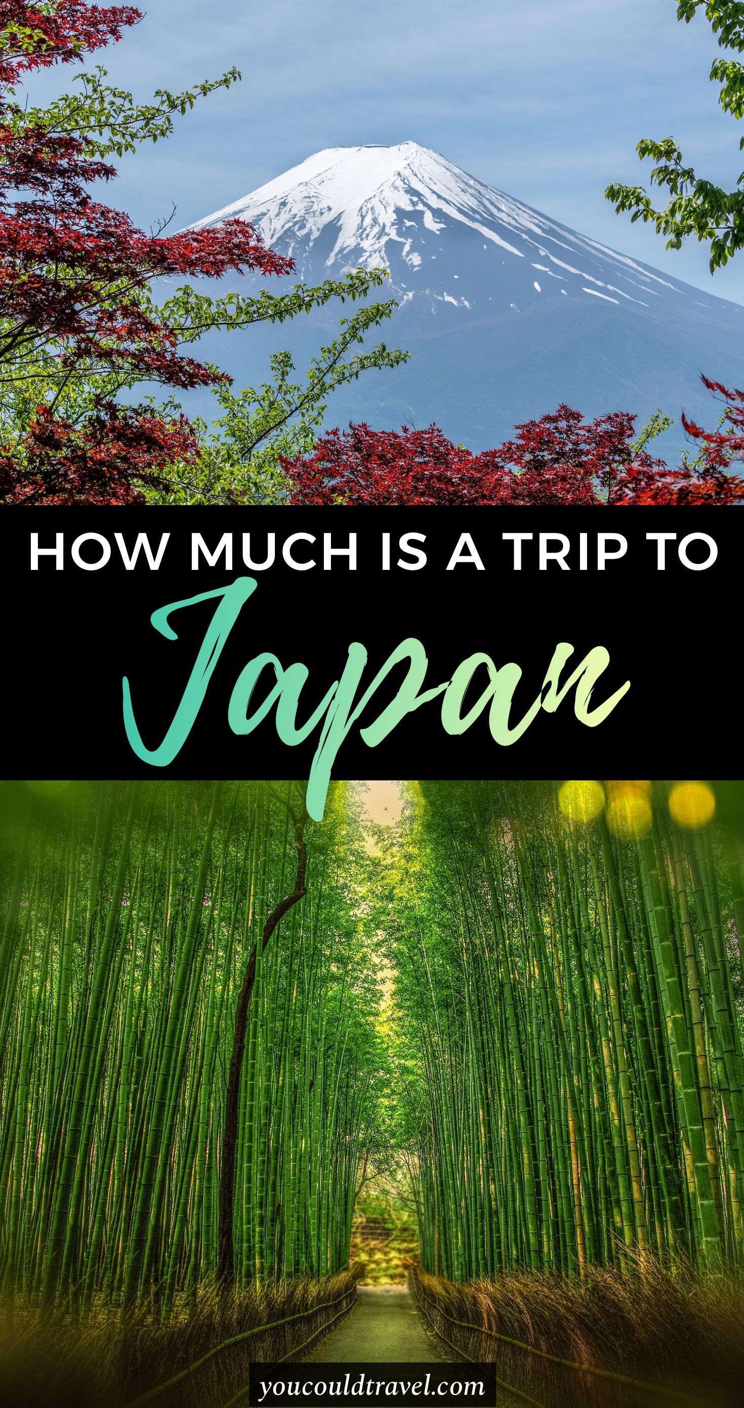 How Much Does A Trip To Japan Cost Plus Get A Free Budget Trip Planner Japan Travel Trip Japan Travel Destinations