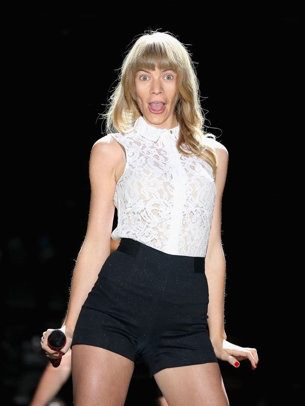 Oh, and obviously, she'd perform her socks off. | If Harry Styles Were Taylor Swift