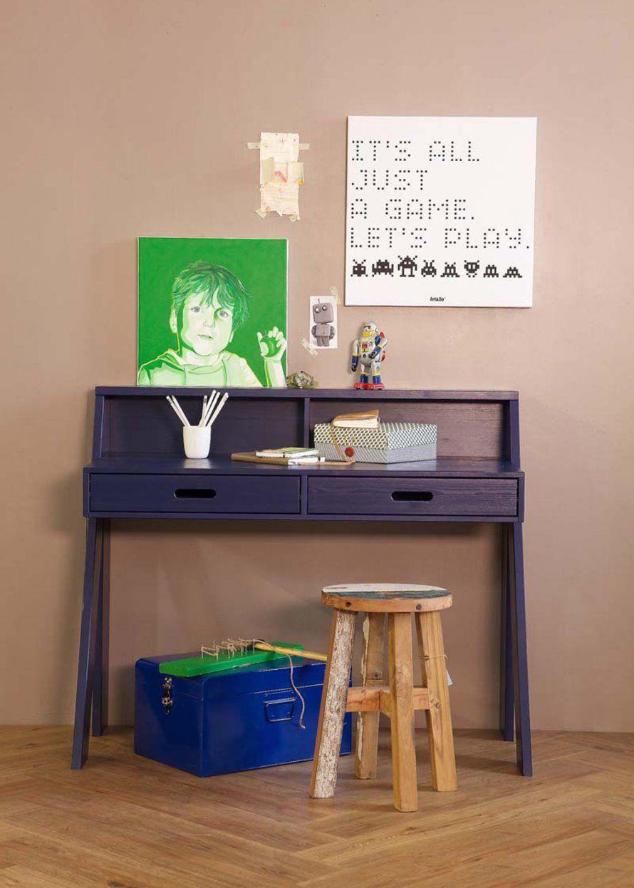 bureau enfant l a maisons du monde chambre enfant bedroom for kids. Black Bedroom Furniture Sets. Home Design Ideas