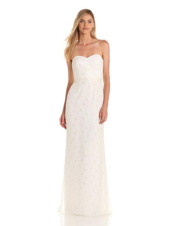 cf48034bd0e8d 25 Super-Pretty Wedding Dresses—All Less Than $300 | Weddings ...