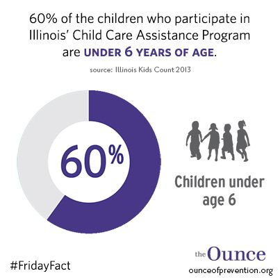 Friday Fact 60 Of The Children Who Participate In Illinois